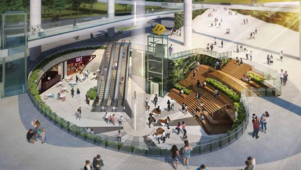 New location for North East Line extension unveiled in Singapore