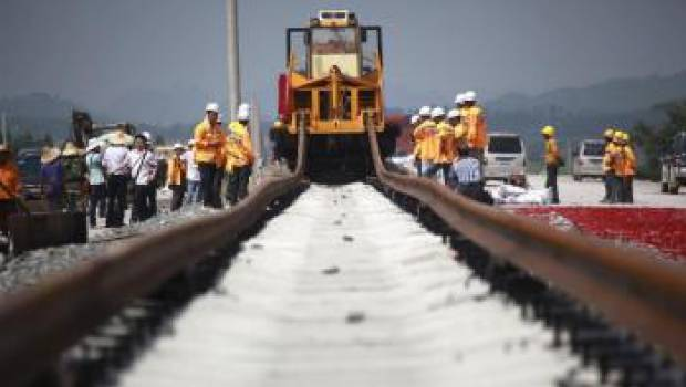 Railway deal in Mozambique between Portuguese and Chinese