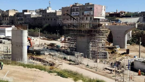 Algérie : qui pour terminer le tram de Mostaganem ?