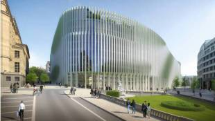 Yvelines un data center et un supercalculateur en projet - Bnp paribas siege social ...