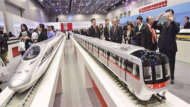 China undertakes new high-speed railway in Russia