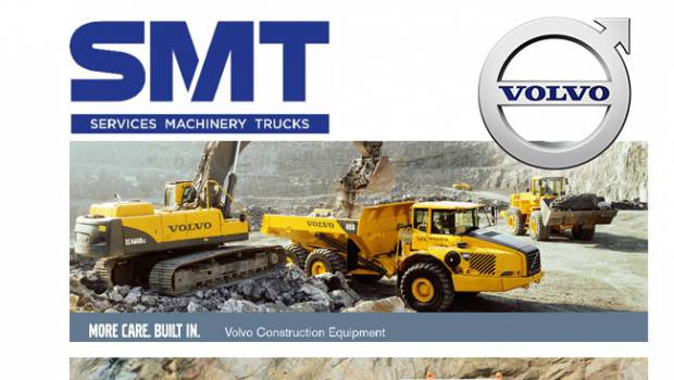 Volvo CE deals with SMT