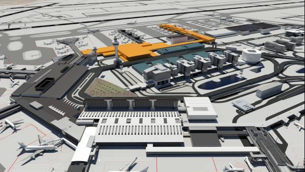 Arcadis signe avec l'aéroport d'Amsterdam