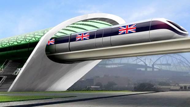 La société Hyperloop One vient d'annoncer 10 gagnants pour le Hyperloop One Global Challenge.