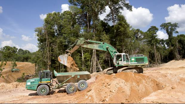 Guyane : une mine « or » de question !