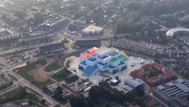 Insolite La Maison Du Lego Ouvre Au Danemark Construction Cayola
