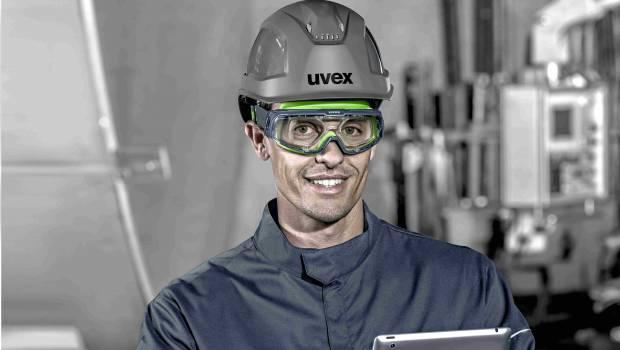 uvex masque respiratoire