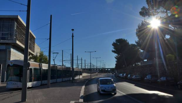 Marseille relance le tramway !