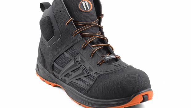 site réputé db061 f3ed1 Une chaussure de sécurité très sport chez Gaston Mille ...