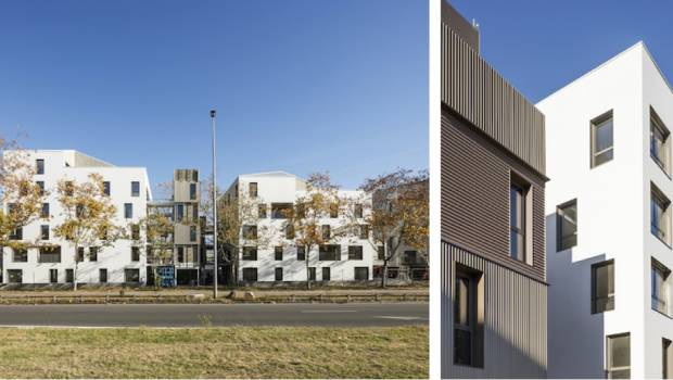 Bordeaux 2 programmes immobiliers sur les rives de la for Immobilier sur bordeaux