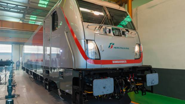 40 locomotives pour Mercitalia Rail