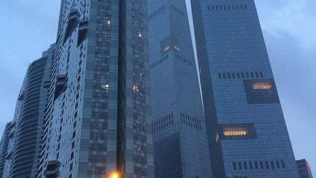 Un tour de 39 étages proposée aux enchères sur internet — Chine
