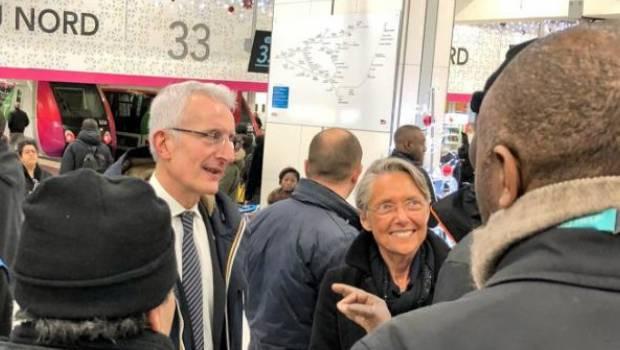 La ministre Borne annonce un audit technique — SNCF