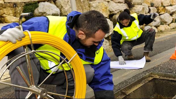 Fibre optique un secteur qui recrute construction cayola for Qui installe la fibre optique