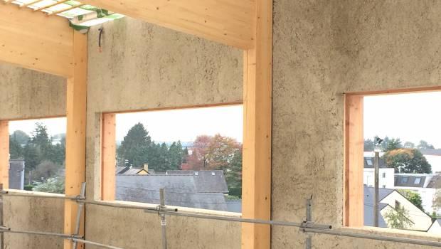 une premi re en pr fabrication d l ments bois b ton de chanvre construction cayola. Black Bedroom Furniture Sets. Home Design Ideas
