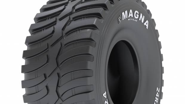 magna pr sente un nouveau pneu pour camions et remorques agricoles construction cayola. Black Bedroom Furniture Sets. Home Design Ideas