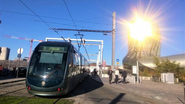 Carte Tram Bordeaux Demandeur Demploi.Bordeaux Metropole Le 1er Reseau Tram De France En Kilometres