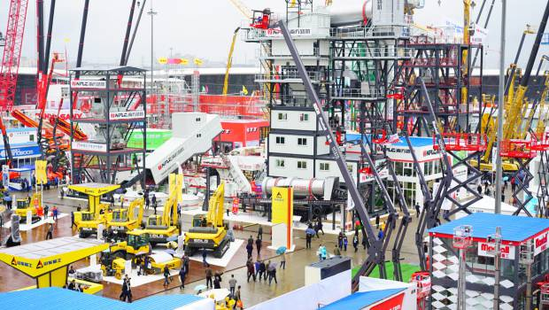 Bauma China séduit plus de 3 300 exposants