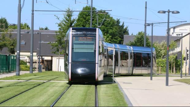 Carte Tram Bordeaux Demandeur Demploi.L Universite De Tours Discute Le Trace De La 2e Ligne De Tramway