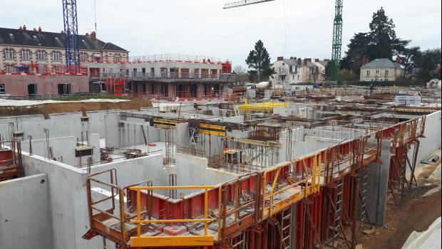 Defontaine Construction fourmille de projets