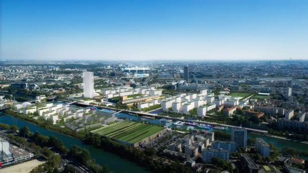 La Solideo vise le label BBCA pour le village olympique de Paris 2024