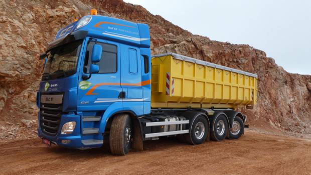 DAF Trucks : la construction en ligne de mire