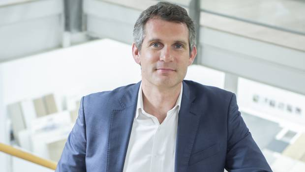 Nicolas Godet, DGA de Saint-Gobain Distribution Bâtiment France