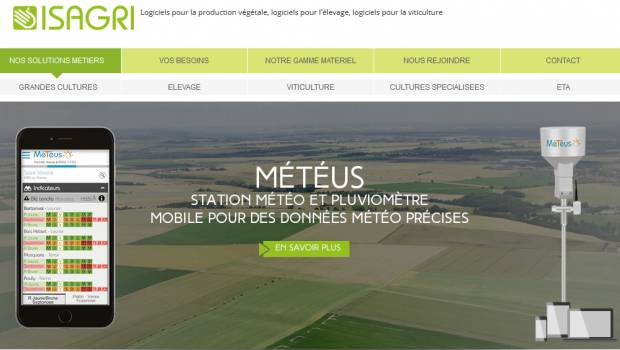 Le groupe Isagri acquiert Vega Systems
