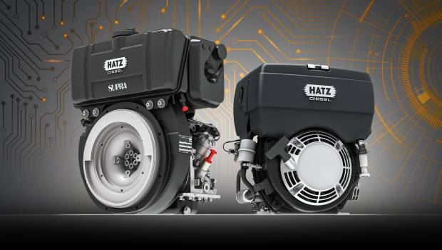 La technologie E1 de Hatz nominée au Diesel Progress Award