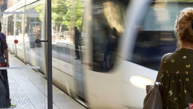 Lyon : mise en service de la ligne T7